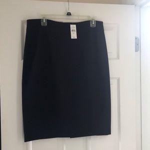 Black Pencil Skirt - Loft